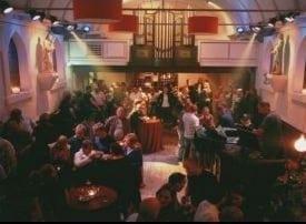 van Partycentrum hotel restaurant Teernstra