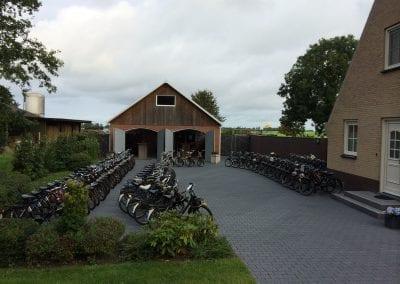 Activiteit in Friesland